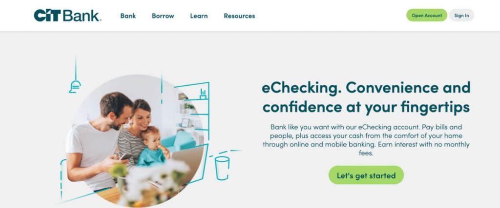 CIT Bank affiliate program